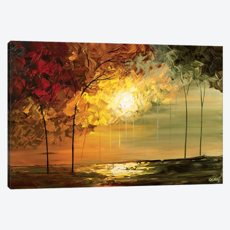 September Canvas Print #OTZ58} by Osnat Tzadok Canvas Print
