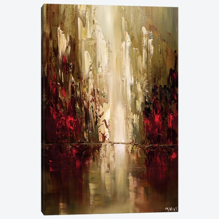 Skyscrapers Canvas Print #OTZ63} by Osnat Tzadok Canvas Art