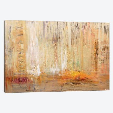 Soft Surrender 3-Piece Canvas #OTZ65} by Osnat Tzadok Canvas Art Print