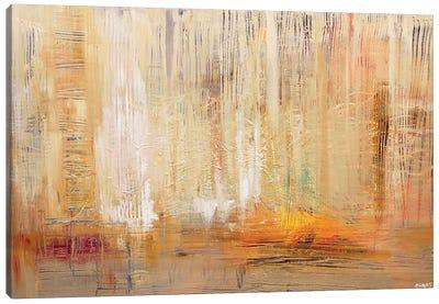 Soft Surrender Canvas Art Print