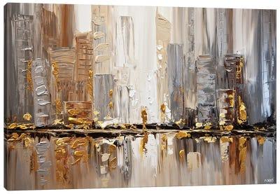 Streets I Canvas Art Print