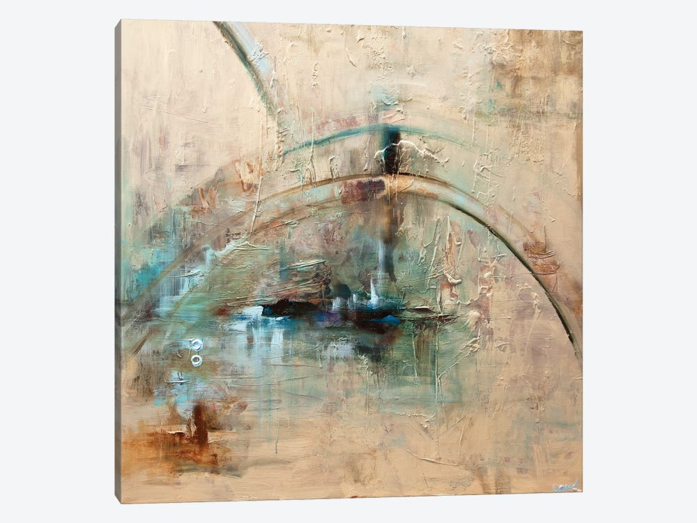 The Dome by Osnat Tzadok 1-piece Canvas Art
