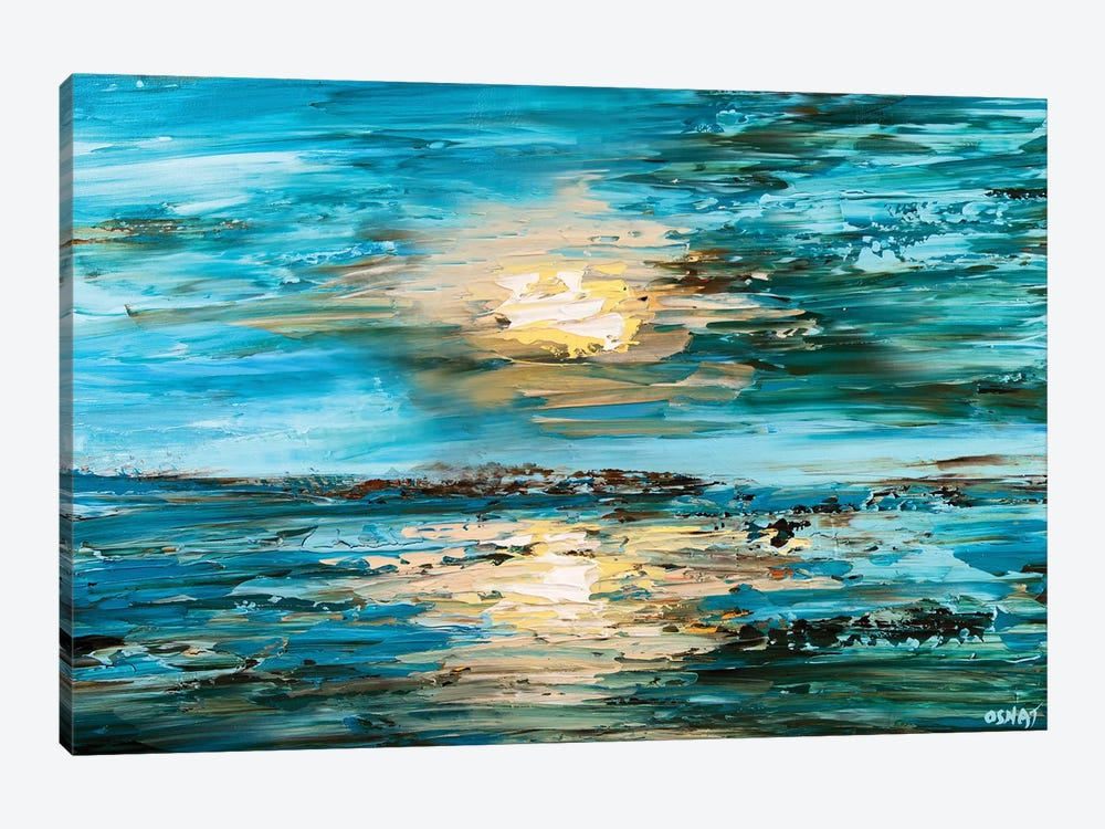 The Sea by Osnat Tzadok 1-piece Art Print