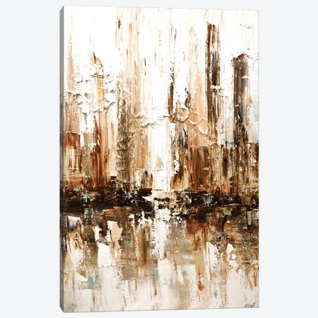 White City I Canvas Print #OTZ93} by Osnat Tzadok Canvas Art Print