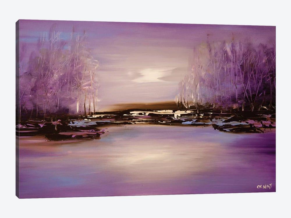Bliss by Osnat Tzadok 1-piece Canvas Art Print