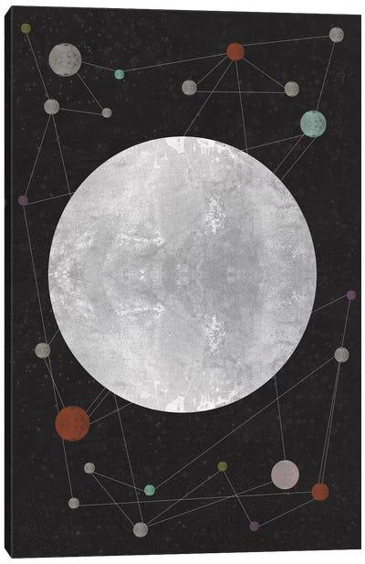 Unknown Constellation Canvas Art Print