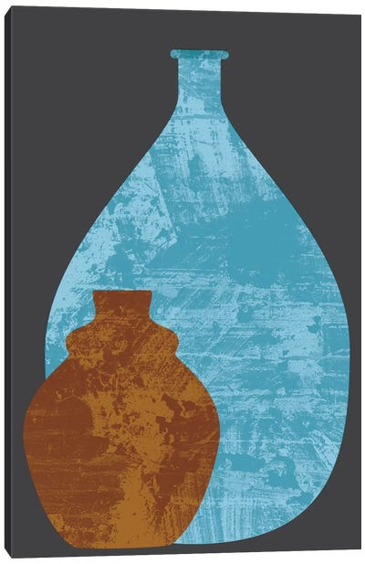 Vases Canvas Art Print