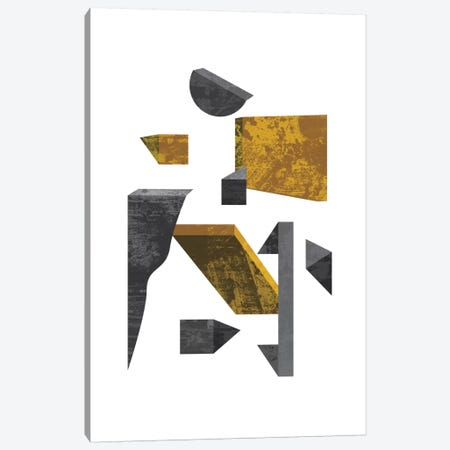 Volumetric Canvas Print #OWL104} by Flatowl Canvas Artwork