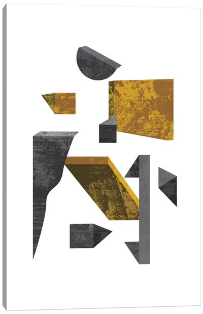 Volumetric Canvas Art Print