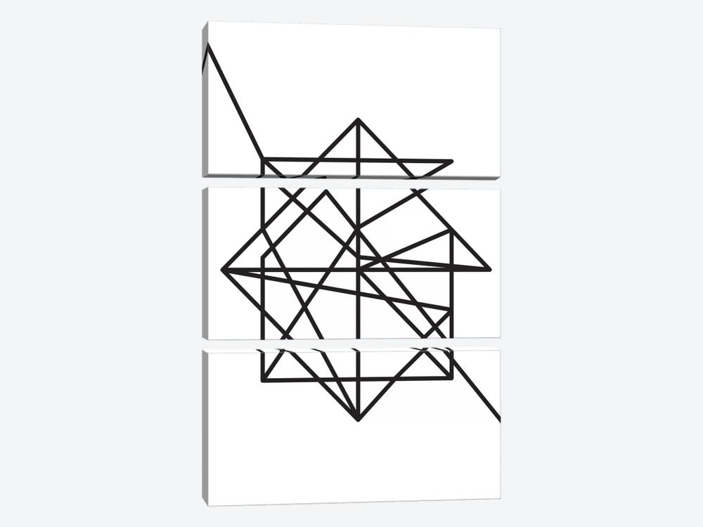 Wire by Flatowl 3-piece Canvas Wall Art