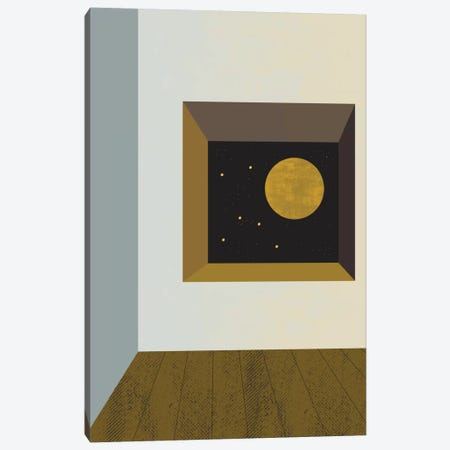 Room Canvas Print #OWL125} by Flatowl Canvas Art