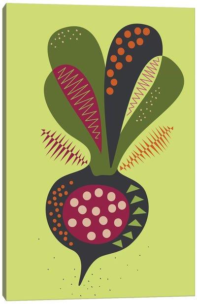Beetroot Canvas Art Print