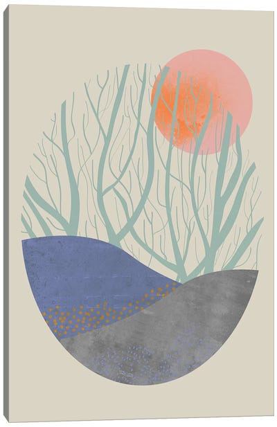 Orchard No.2 Canvas Art Print