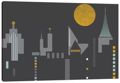 Cityscape Canvas Print #OWL26