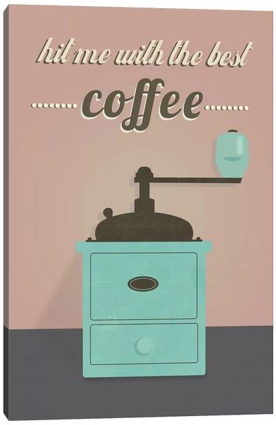 Coffee Canvas Print #OWL28