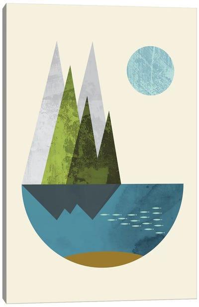 Earth Canvas Print #OWL36