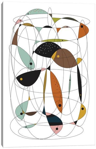 Fishing Net Canvas Art Print