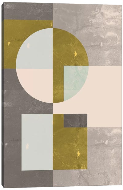 Geometric I Canvas Art Print