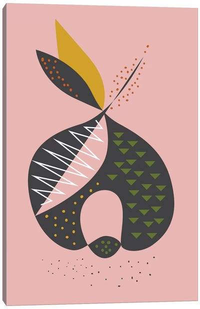Apple Canvas Print #OWL4