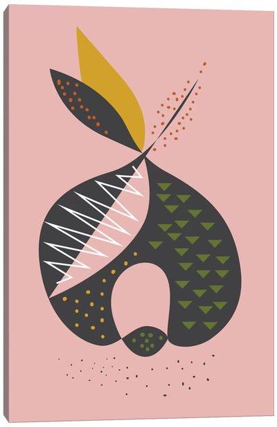 Apple Canvas Art Print