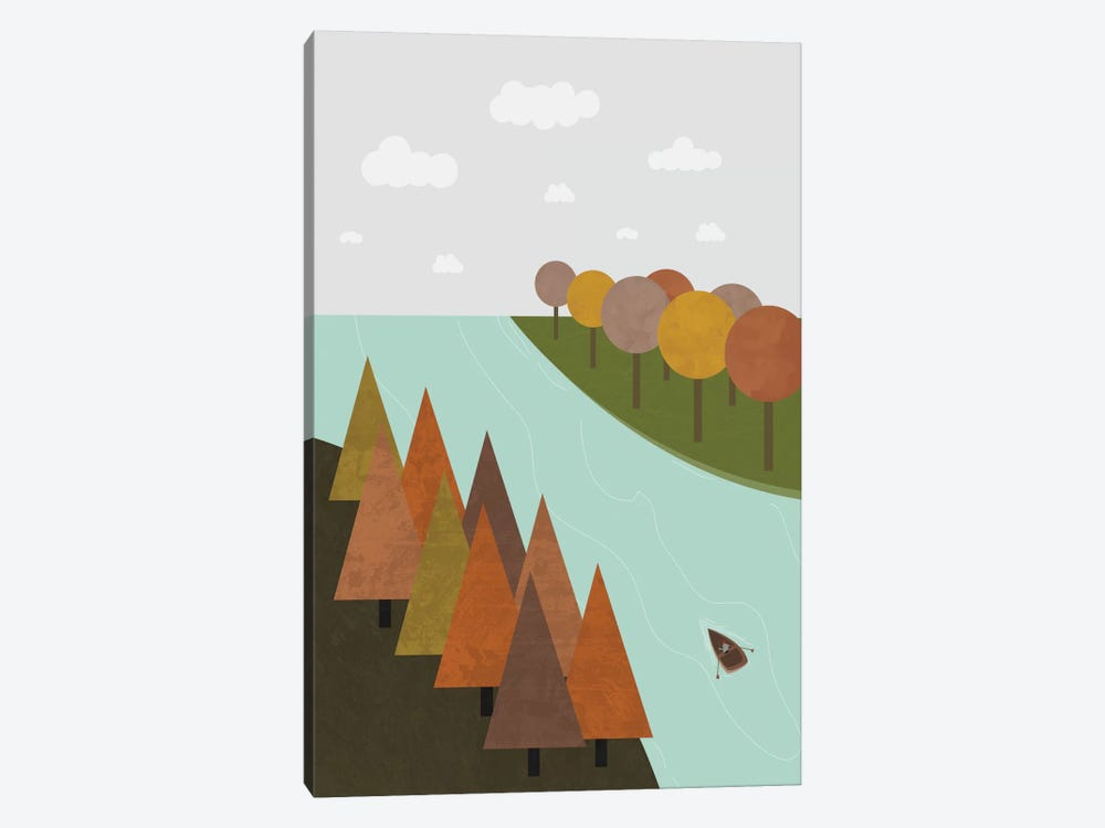 Autumn 1-piece Canvas Art