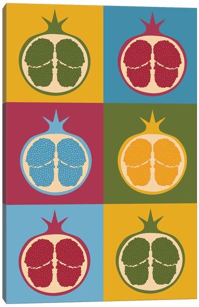 Pomegranate Canvas Art Print