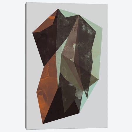 Rock Canvas Print #OWL83} by Flatowl Canvas Wall Art