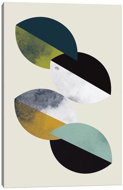 Saucers Canvas Print #OWL85