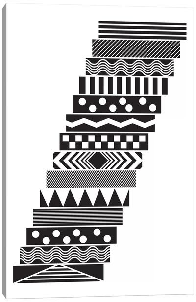 Steps Canvas Art Print