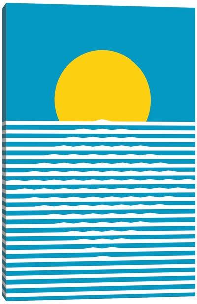 Sunrise Canvas Print #OWL93