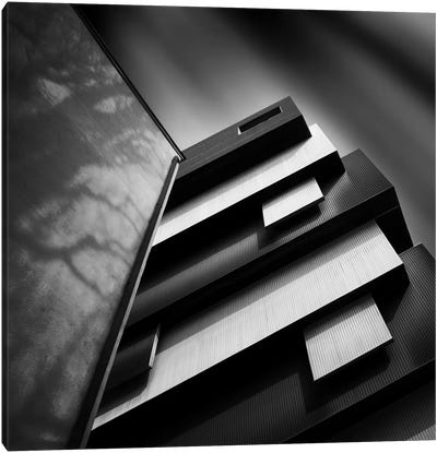 Black & White Canvas Art Print