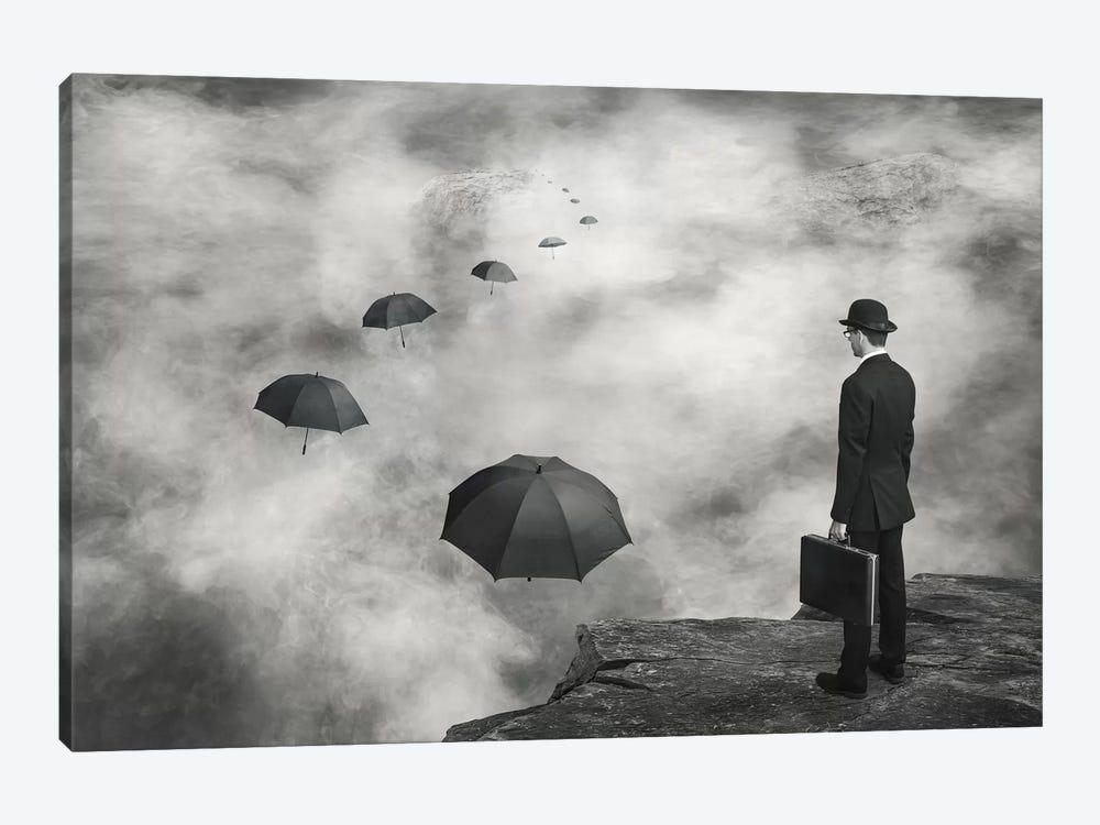 The Road Less Traveled by Alain Villeneuve 1-piece Canvas Art