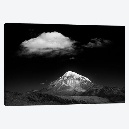 Mountain And Cloud Canvas Print #OXM1088} by Alan Mcnair Canvas Artwork