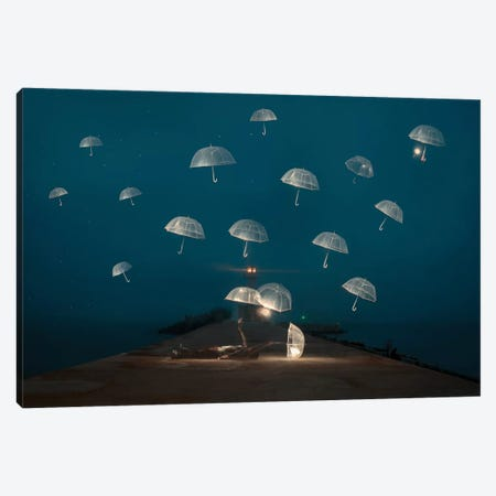 Dreams Canvas Print #OXM1096} by Alexandar Lazarov Canvas Wall Art