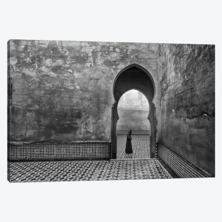 Old World Canvas Print #OXM1109} by Ali Khataw Art Print