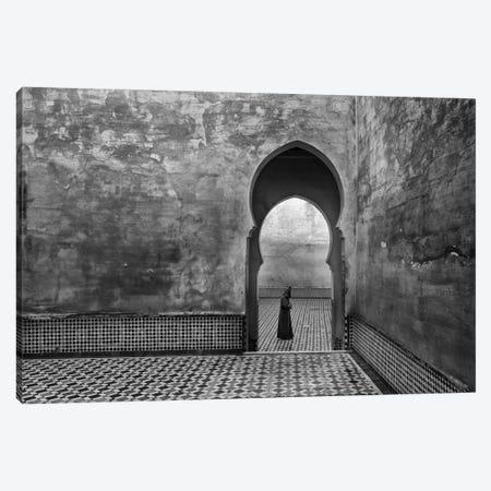Old World Canvas Print #OXM1109} by Ali Khataw Art Print