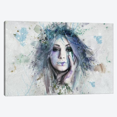 Winter Canvas Print #OXM110} by Baden Bowen Canvas Art