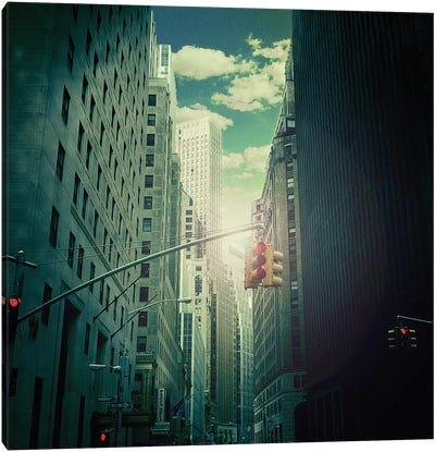 Downtown Canvas Print #OXM1122