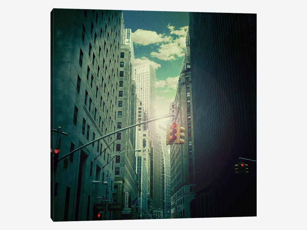 Downtown by Ambra 1-piece Canvas Art