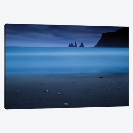 Blue Night II Canvas Print #OXM1136} by Amnon Eichelberg Canvas Print