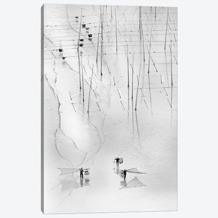 Together Canvas Print #OXM1160} by Angela Muliani Hartojo Canvas Art Print