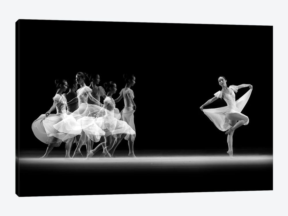 Balerina Movement by Antonyus Bunjamin 1-piece Canvas Art