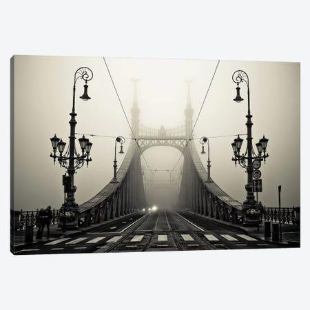The Bridge Canvas Print #OXM1197} by arminMarten Art Print
