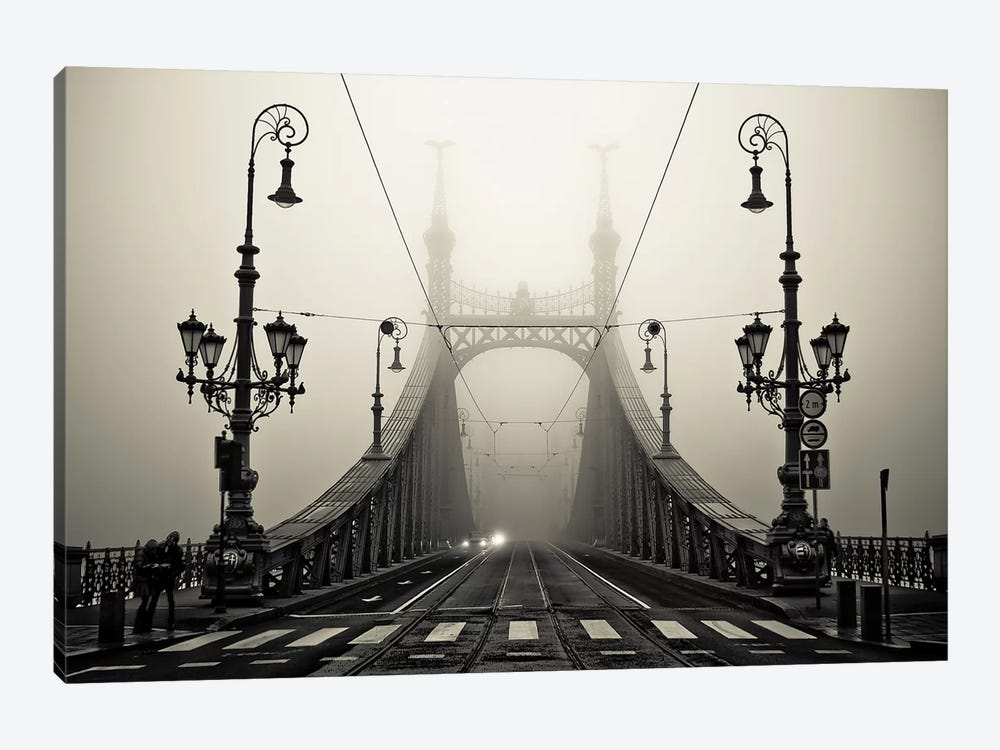 The Bridge by arminMarten 1-piece Canvas Art