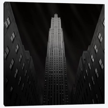 Gotham Canvas Print #OXM1225} by Ben Rea Canvas Print