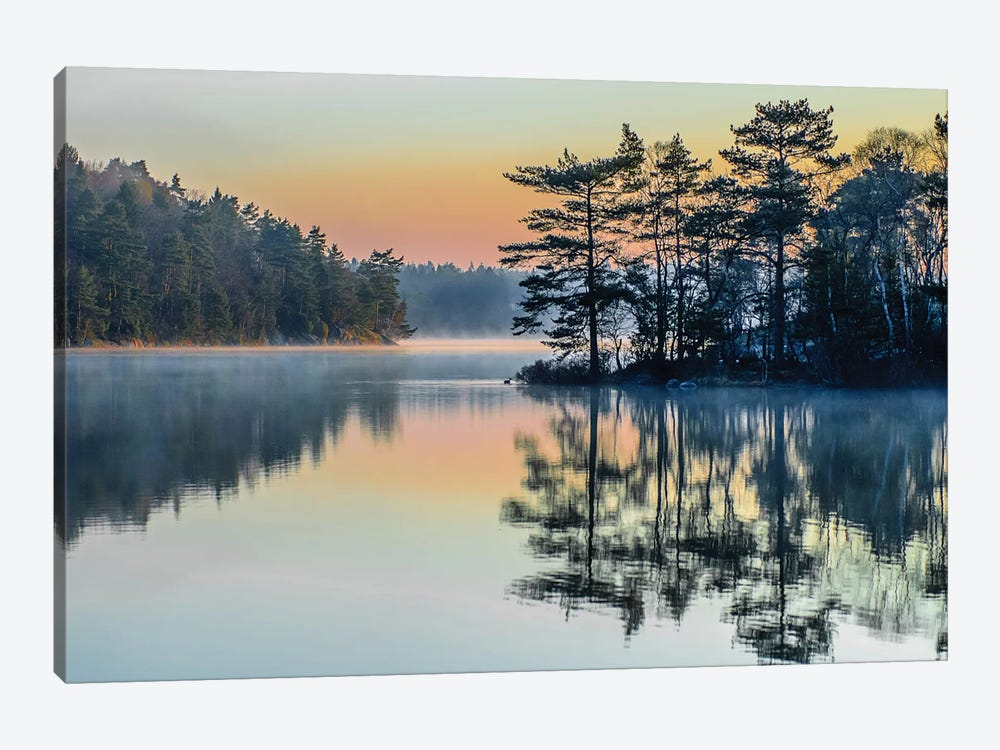 Before People Wake by Benny Pettersson 1-piece Canvas Art