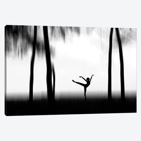 Dancing Canvas Print #OXM1233} by Bocah Bocor Art Print