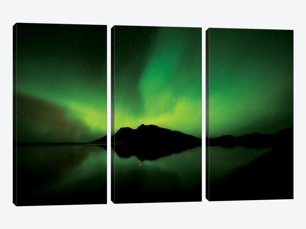 Vikivaki by Bragi Ingibergsson 3-piece Canvas Wall Art