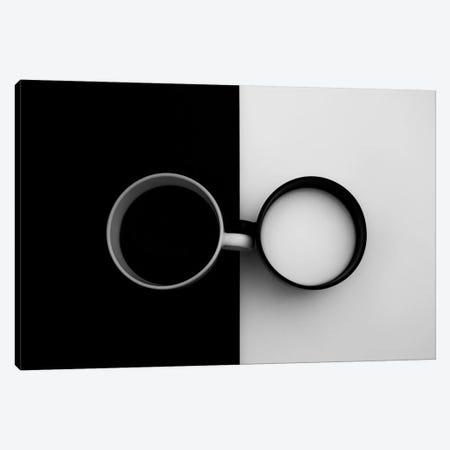 Opposites Attract Canvas Print #OXM1260} by Carmen Gradinaru Canvas Wall Art