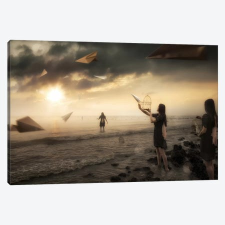 Released Canvas Print #OXM1275} by Christophe Kiciak Canvas Art